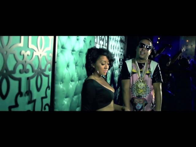Kirko Bangz, French Montana, YG, DJ Mustard - Shirt By Versace