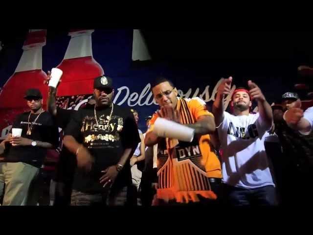 Kirko Bangz, Slim Thug, Paul Wall, Z-Ro - Cup Up Top Down