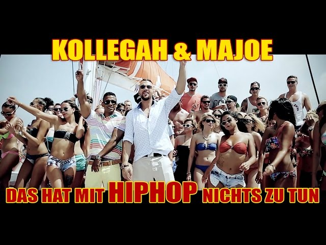 Kollegah, Majoe - Das hat mit Hip Hop nichts zu tun