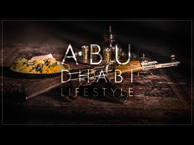 Kurdo, Abaz - Abu Dhabi Lifestyle