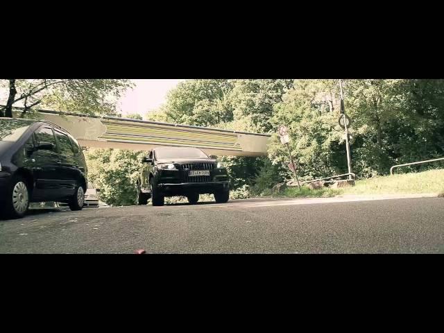 Kurdo, KD-Beatz - Schwarz Matte Kalash