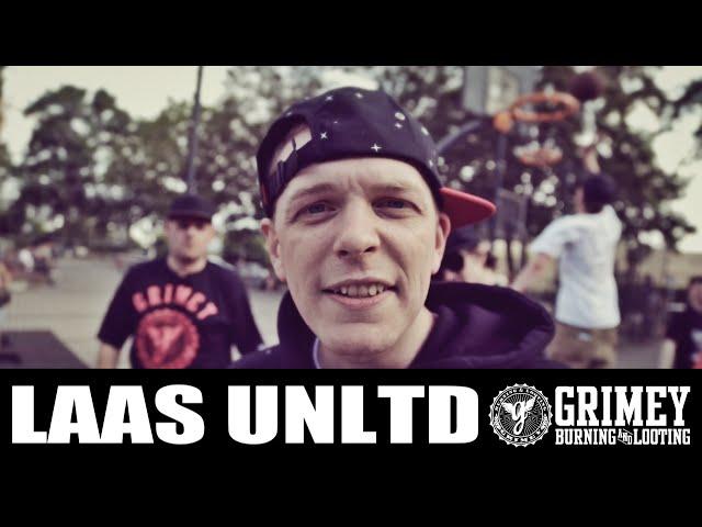 Laas Unltd - Cuffin Season (Remix)