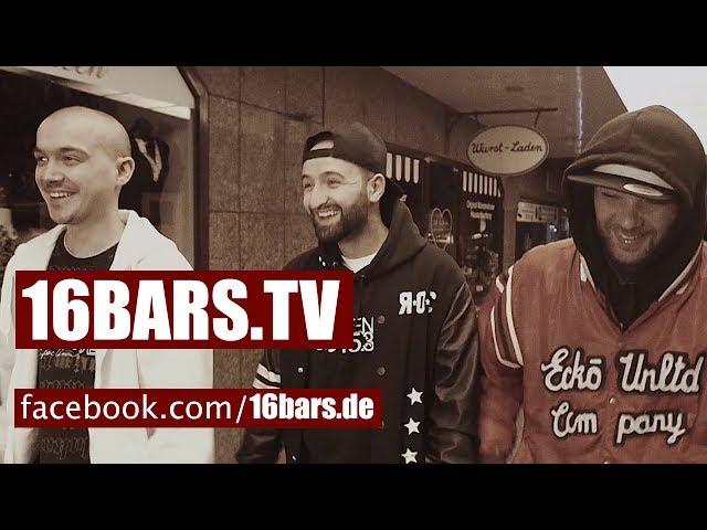 Lakmann, Rooq, Mess & Kareem - Aeon (16BARS.TV PREMIERE)