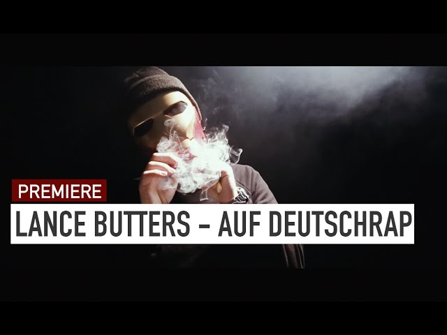 Lance Butters, Bennett On - Auf Deutschrap (16BARS.TV PREMIERE)