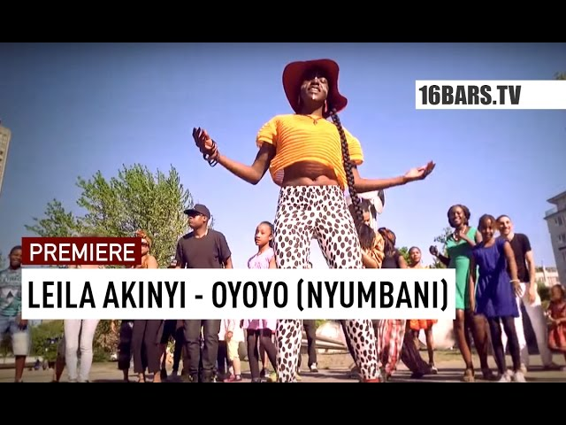 Leila Akinyi - Oyoyo // Nyumbani (PREMIERE)
