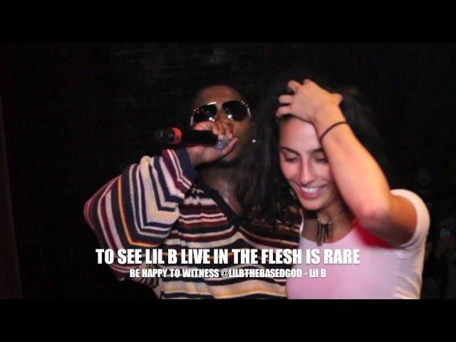 Lil B - I Love Bitche$