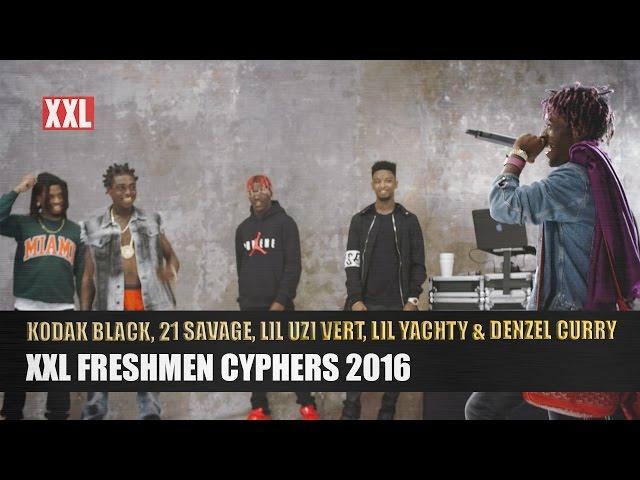 Lil Uzi Vert, Lil Yachty, 21 Savage, Kodak Black, Denzel Curry - XXL...