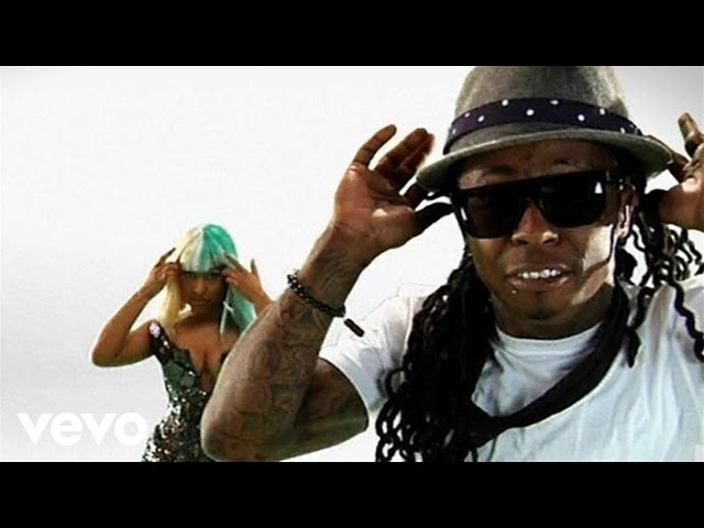 Lil Wayne, Nicki Minaj - Knockout