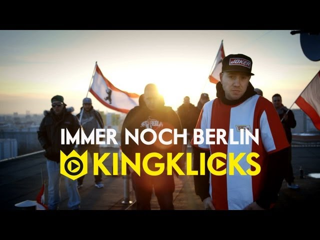 Liquit Walker - Immer noch Berlin
