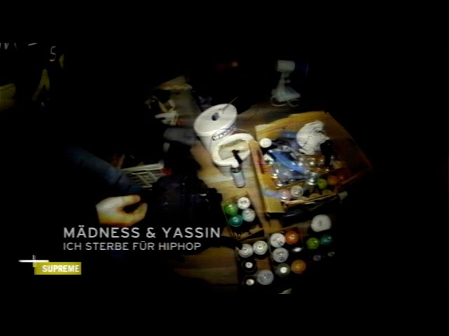 Mädness, Yassin - Ich sterbe für HipHop