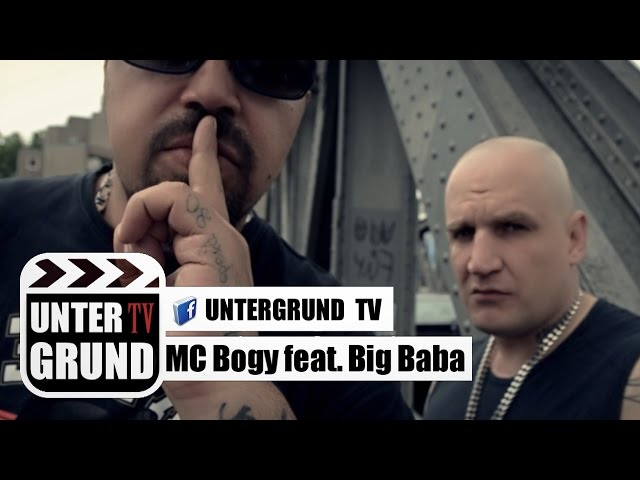 MC Bogy, Big Baba - Echter gehts nicht
