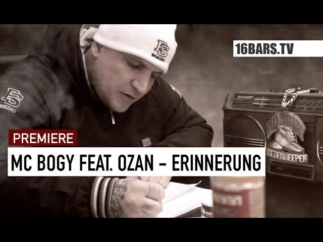 MC Bogy - Erinnerung (16BARS.TV PREMIERE)