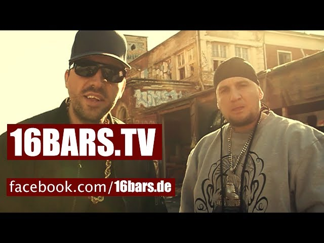 MC Bogy, Frauenarzt, OneMillion - Proletik Poetik (16BARS.TV PREMIERE)