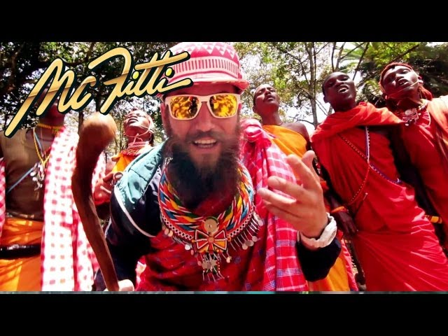 MC Fitti - Penn in der Bahn