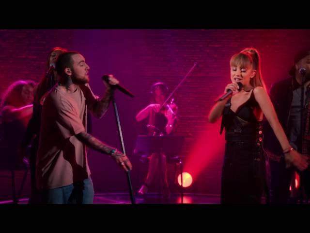 Mac Miller, Ariana Grande - My Favorite Part (live)