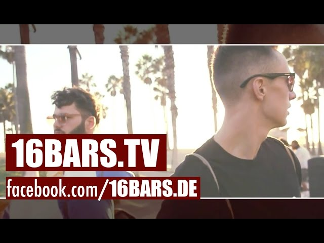Marvin Game, Johny Space - Leben tut der Seele gut (16BARS.TV Premiere)