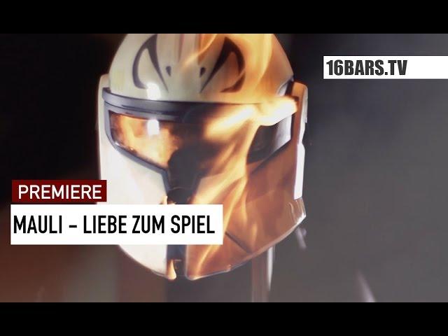 Mauli, Morten - Liebe zum Spiel (16BARS.TV PREMIERE)