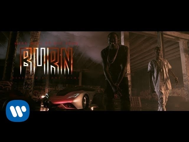 Meek Mill, Big Sean - Burn
