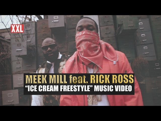 Meek Mill - Ice Cream (Remix)