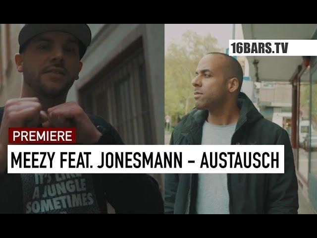 Meezy, Samson Jones - Austausch (16BARS.TV Premiere)