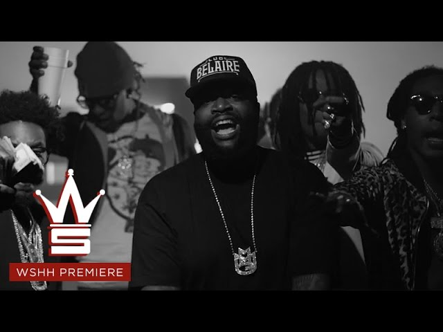 Migos, Rick Ross - Black Bottles