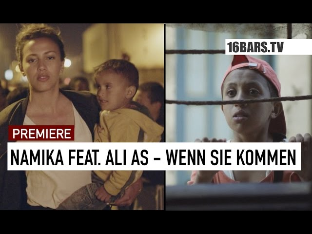 Namika, Ali As - Wenn Sie kommen (16BARS.TV PREMIERE)