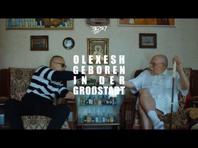 Olexesh - Geboren in der Großstadt