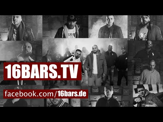 PA Sports, V.A., Joshimixu - Warum (Remix) (16BARS.TV Premiere)