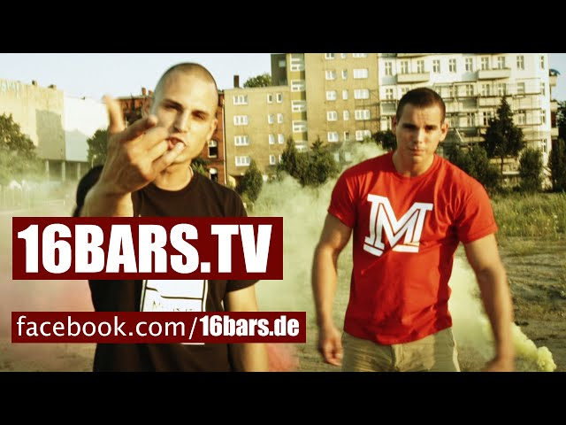 Pedaz, Blut & Kasse, Joshimixu, O.Z - Träum weiter (16BARS.TV PREMIERE)
