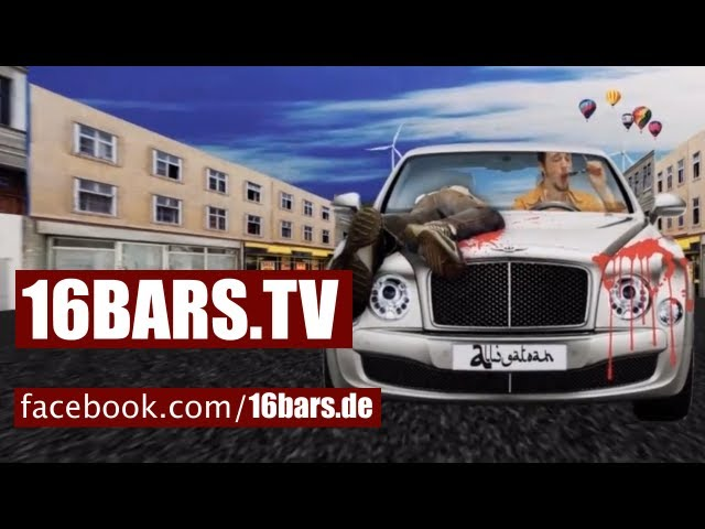 Pimpulsiv, Alligatoah, Sudden, DNP - Crackstreet Boys 2 (Videosnippet)