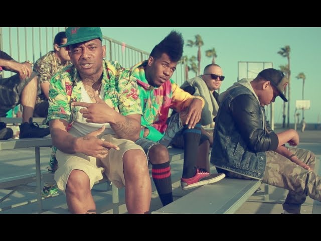 Prodigy, Alchemist, Domo Genesis - YNT (Young And Thuggin)