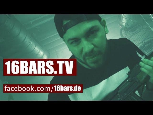 Rapsta - Ich bin Dope (16BARS.TV PREMIERE)
