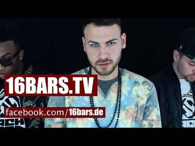 Rapsta, Nablobeatz - Sei mal leise (16BARS.TV EXCLUSIVE)