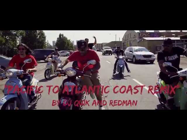 Redman, DJ Quik - Pacific To Atlantic (Remix)