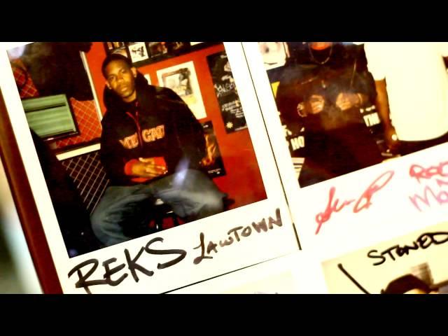 Reks, Statik Selektah - Autographs