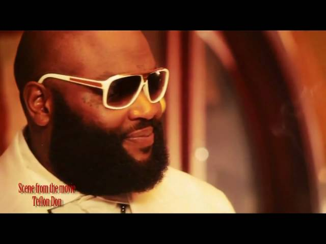 Rick Ross, Chrisette Michele - Mafia Music Pt.2