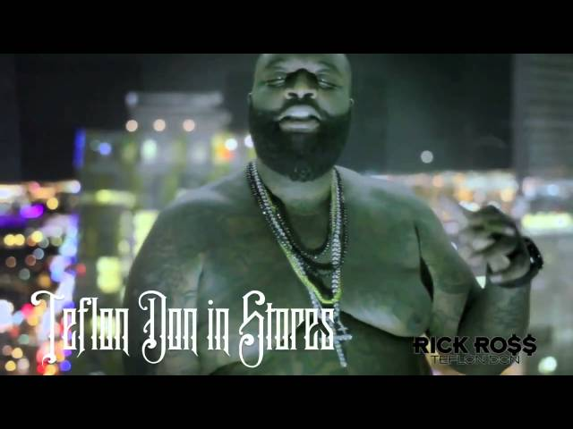 Rick Ross - Hard In The Paint (Remix)