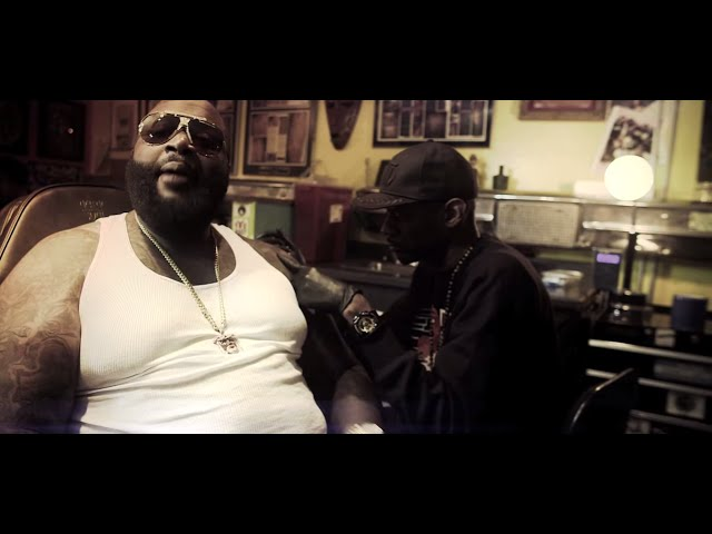 Rick Ross, Wale - Tats On My Arm