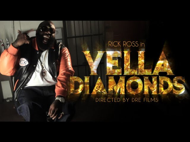 Rick Ross - Yella Diamonds