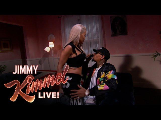 Rita Ora, Chris Brown - Body On Me (Live)