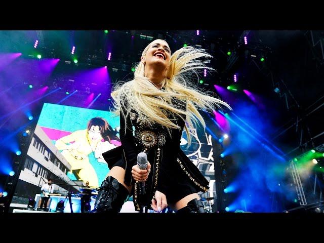 Rita Ora - Poison (live)