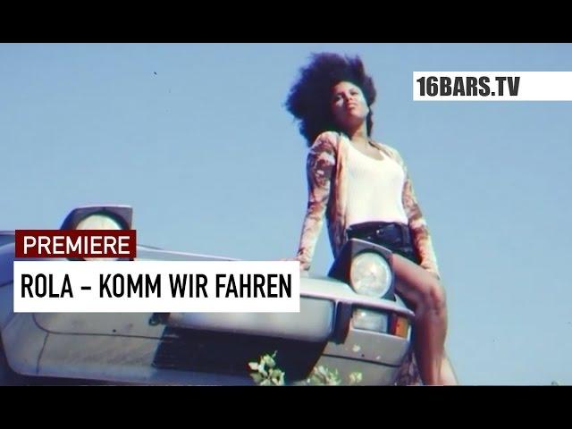 Rola, Bounce Brothas - Komm Wir Fahren (Premiere)