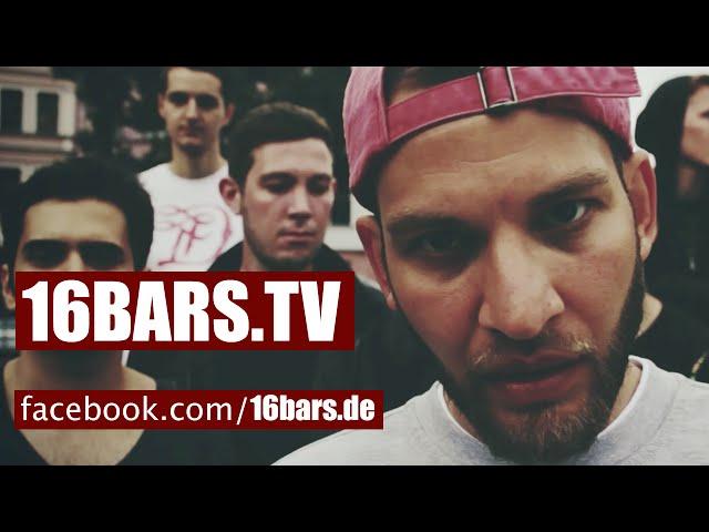 Said, KD-Supier, BRKN - Alles geht weiter (16BARS.TV PREMIERE)