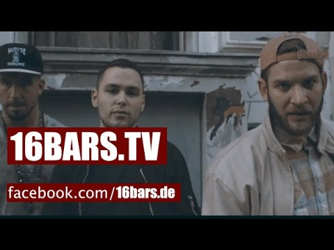 Said, Silla, KD-Supier, PTK - Anders als wir (16BARS.TV Premiere)