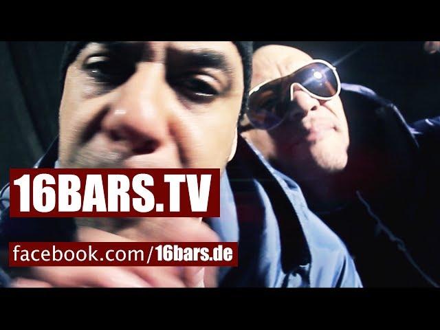 Samson Jones, Real Jay - Frankfurt in dein Maul (16BARS.TV PREMIERE)