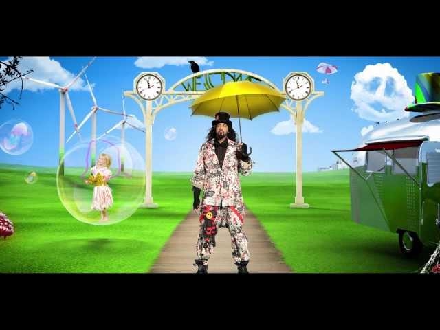 Samy Deluxe - Fröhliche Weltuntergangsmusik