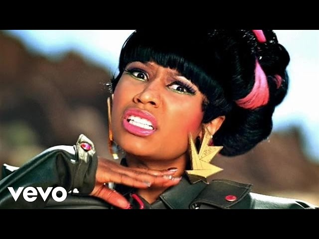 Sean Garrett, Nicki Minaj - Massive Attack