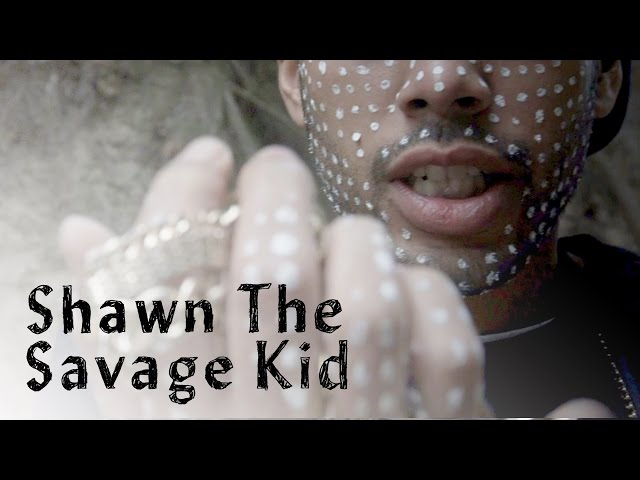 Shawn The Savage Kid - Goldjunge