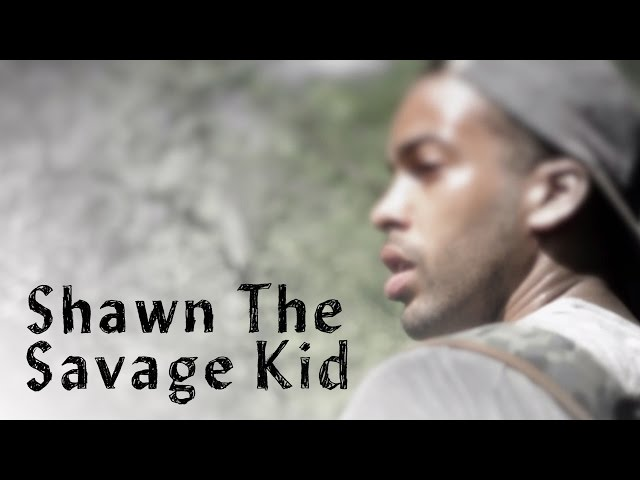 Shawn The Savage Kid - Nie wieder weg