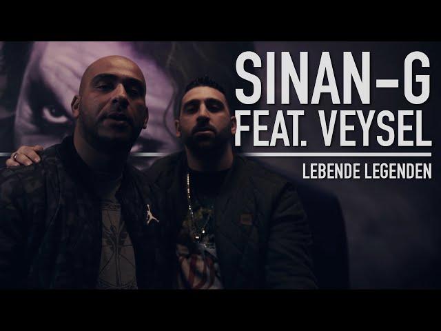 Sinan-G, Veysel - Lebende Legenden
